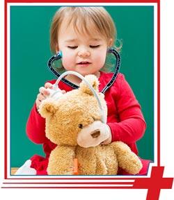 Childern Healthcare in San Antonio TX and Bastrop TX
