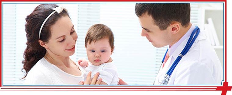 Pediatric Urgent Care and Walk-In Clinic Near Me in Texas
